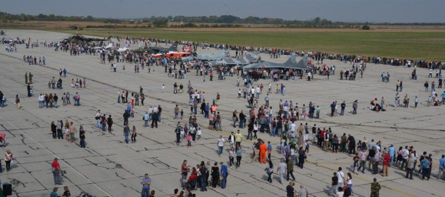 Na návšteve 204. Leteckej brigády v Batajnici