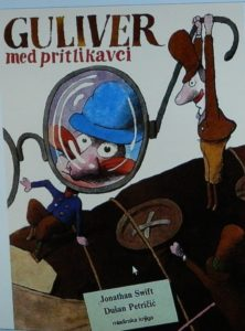 Jedna z ilustrácií Dušana Petričića