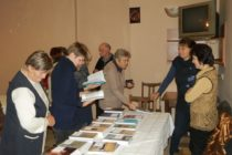 HLOŽANY: Slovenka prezentovala knihy MSS