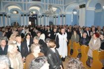 Slávnosť posvätenia obnoveného chrámu a 60. výročie Oltárneho krúžku žien v Petrovci
