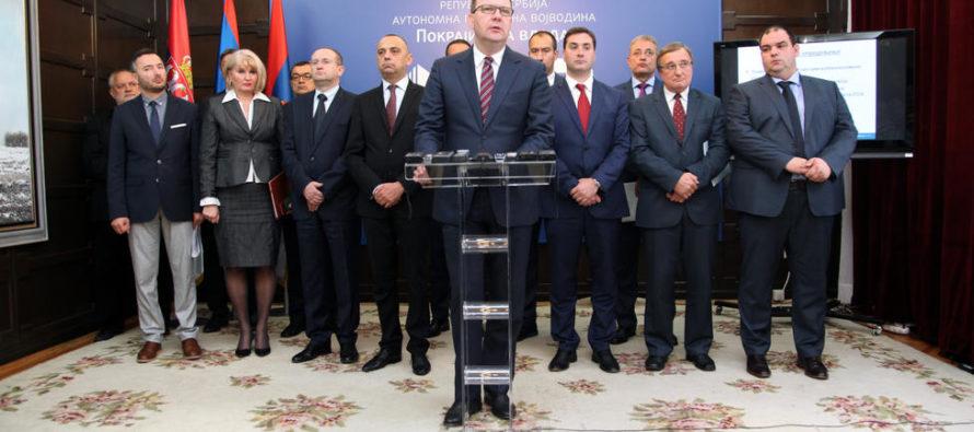 100 dní pokrajinskej vlády