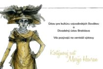 Kostýmový svet Marije Havran v Galérii Zuzky Medveďovej