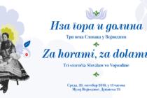 Výstava o vojvodinských Slovákoch v Múzeu Vojvodiny