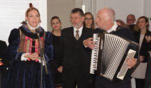 Šándorské piesne zneli v prednese Kataríny Mosnákovej-Bagľašovej