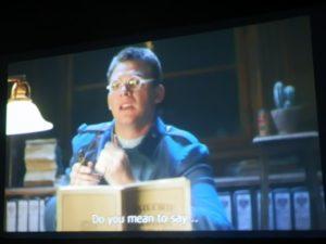 Momentka z filmu Wilsonov