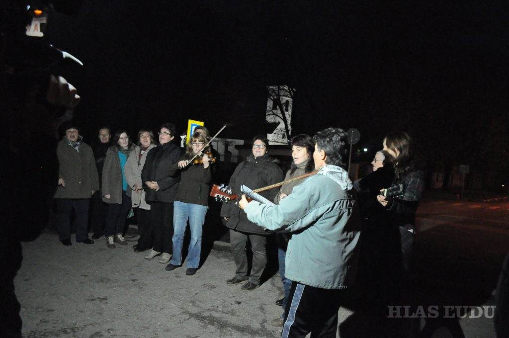 Spevácky zbor Nádeje (Foto: Kristína Čásarová)