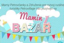 1. Mamin bazár v Petrovci