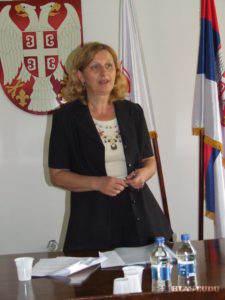 Zuzana Đukićová v čele obecného lokálneho parlamentu bola takmer poldruha roka