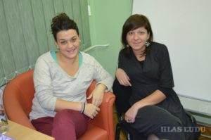 Možete računati na njihovu pomoć: Lana (levo) i Ivana