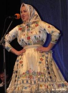 Anna Hašková (Foto: A. Francistyová)