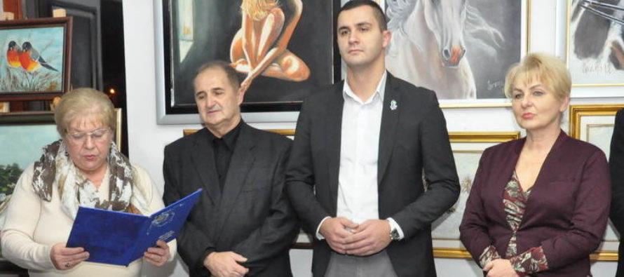 K výstave Savu Spremu v Petrovci