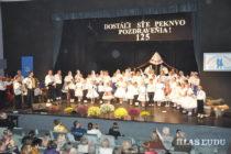 Celovečerný program KUS Petrovská družina: 125. výročie spolku
