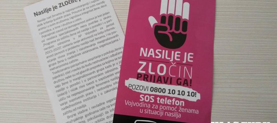V ústrety kampani 16 dní aktivizmu boja proti násiliu na ženách