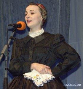 Katarína Kalmárová (Foto: A. Francistyová)