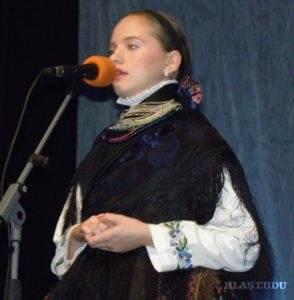Milina Milcová (Foto: A. Francistyová)