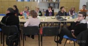 Učitelia - aktívni účastníci okrúhleho stola