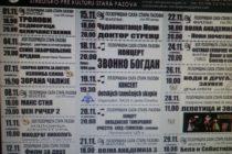 Stará Pazova: Kultúrny informátor na november