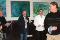 Štvrté Bienále kysáčskych akademických výtvarných a úžitkových umelcov