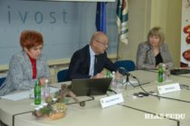 Tridsať novinárov zo Srbska pobudlo v Slovinsku