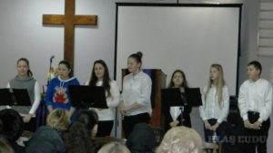 Mládežnícky spevácky zbor