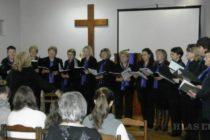 Adventný koncert duchovnej hudby vKovačici