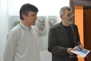 Ján Agársky a Lazar Marković