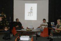 VKOKRAM-e sprístupnená výstava autorov Petkova a Kozu