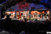 Atmosféra Vianočného mestečka v Nitre – pre turistov i domácich