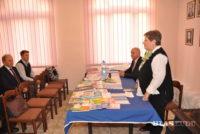 Predseda ÚSŽZ Dr. Ján Varšo na návšteve v Petrovci