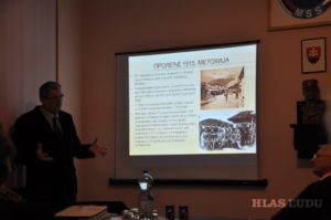 Objaná prednáška Dr. Breberinu v Petrovci