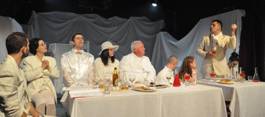 Brechtova Malomeštiakova svadba v Petrovci