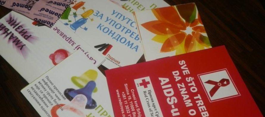 Stará Pazova: 1. december – Svetový deň boja proti AIDS