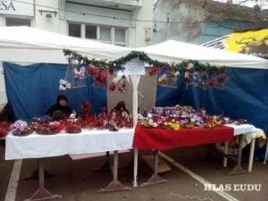 Úspešná prezenatácia združenia MY na Vianočných trhoch v Petrovci (Foto: FB stránka Združenia MY)