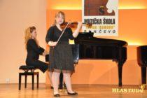 Prvý sólistický koncert Ivany Ivaničovej