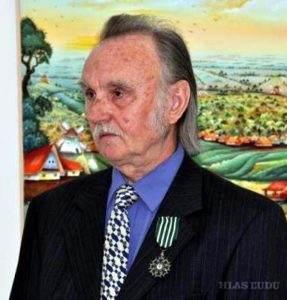 Mgr.art. Ján Husárik