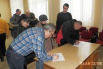 V Kovačici podpísali petíciu za vyhlásenie 18. mája ako Dňa spomienky na zavraždené ženy – obete násilia