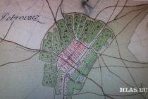Zdigitalizované staré mapy