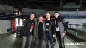 DAN POSLE na koncerte Galije v Belehrade na sklonku roka 2016 (Foto: DAN POSLE)