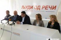 Pazovské hnutie prestúpilo do Srbskej pokrokovej strany