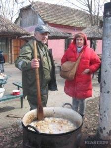 Oškvarky z mangulice bez cholesterolu ako aj obvikle veľmi rýchlo zmizli.