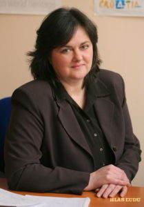Jasminka Dulićová (Foto: HRvatsko kulturno vijeće)