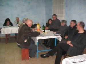 Banátski matičiari na zasadnutí v Hajdušici