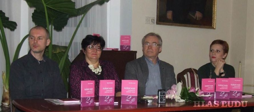 Premiéra Jazykových omylov v Petrovci