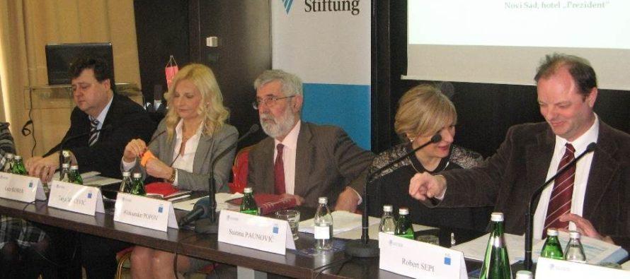 O eurointegrácii a právach národnostných menšín