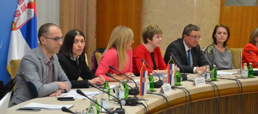Prezentácia druhej Správy o realizácii Akčného plánu pre menšiny