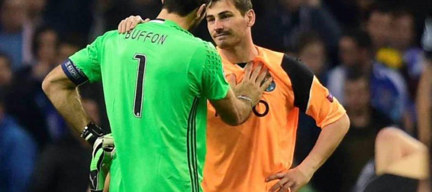 Casillas vs. Buffon