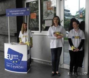 Informačné stredisko EÚ v Belehrade