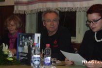 Publikácie Ondreja Miháľa predstavili v Kulpíne