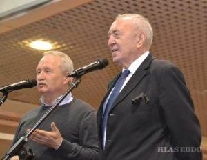 Peter Tvrdoň a Pavel Babka