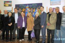 VKOVAČICI: Návšteva slovenskej delegácie včele so štátnym tajomníkom MZV aEZ Lukášom Parízekom